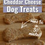 Colby Jack Cheddar Cheese Dog Treats