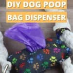 DIY Dog poop Bag Dispenser PIN