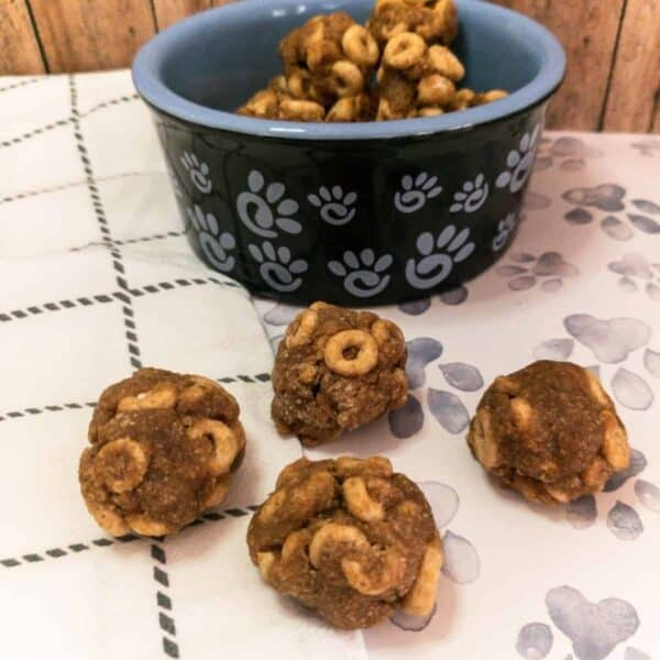 Peanut Butter & Cheerios