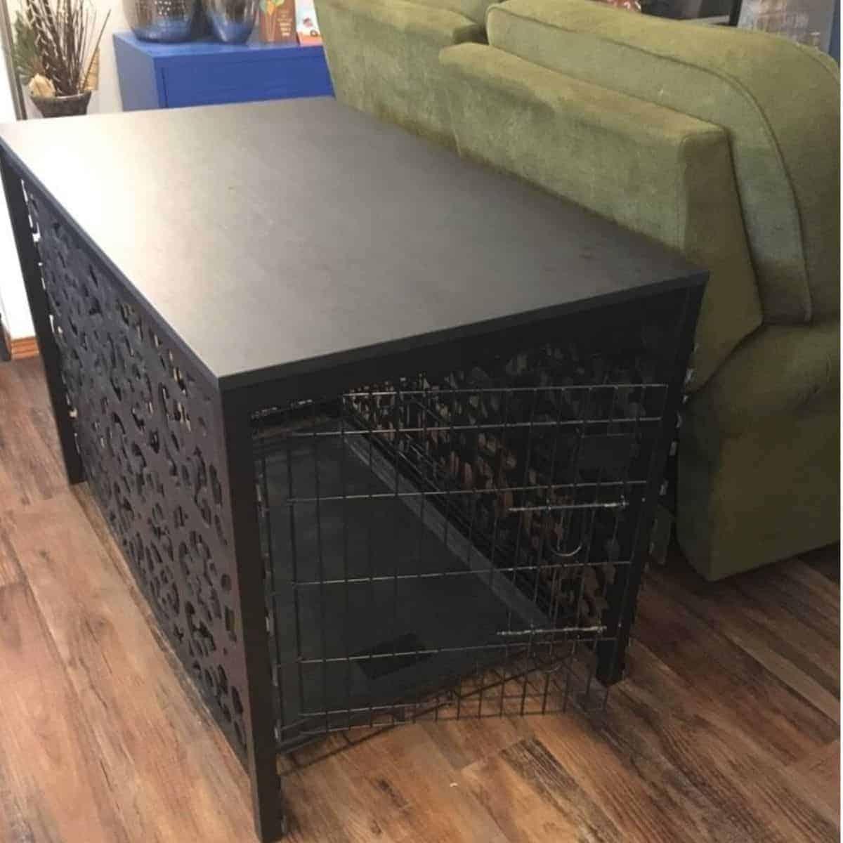 Ikea dog crate