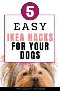 5 Ikea Hacks for dogs