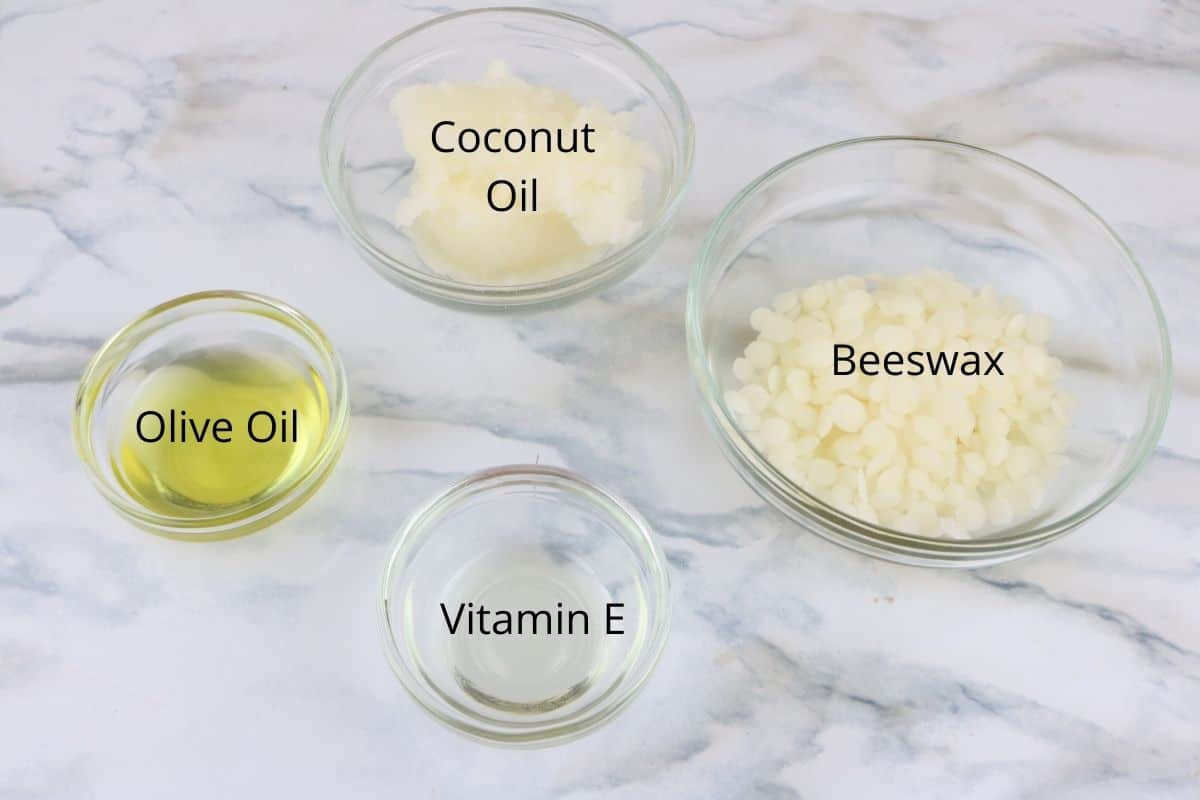 Paw Balm Ingredients