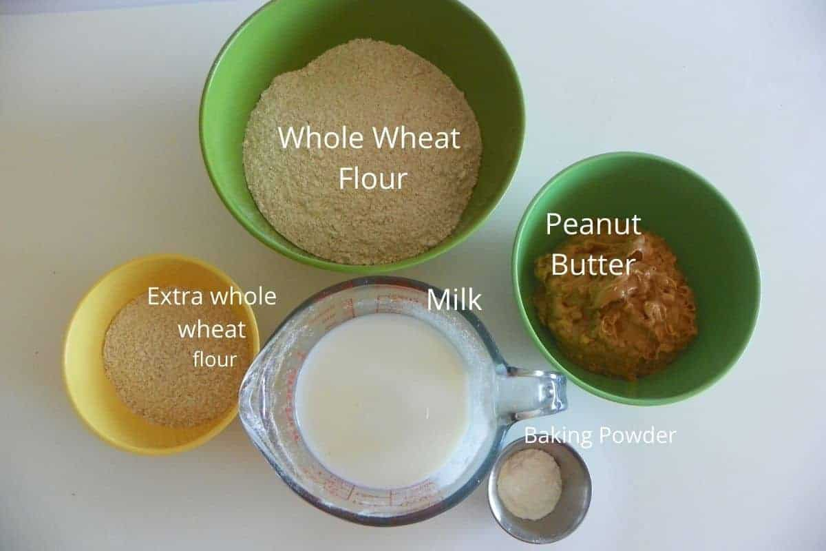 Paw print poppers ingredients
