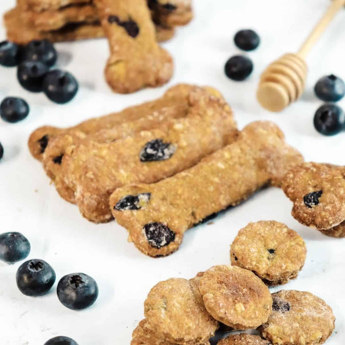 Peanut Butter Blueberry