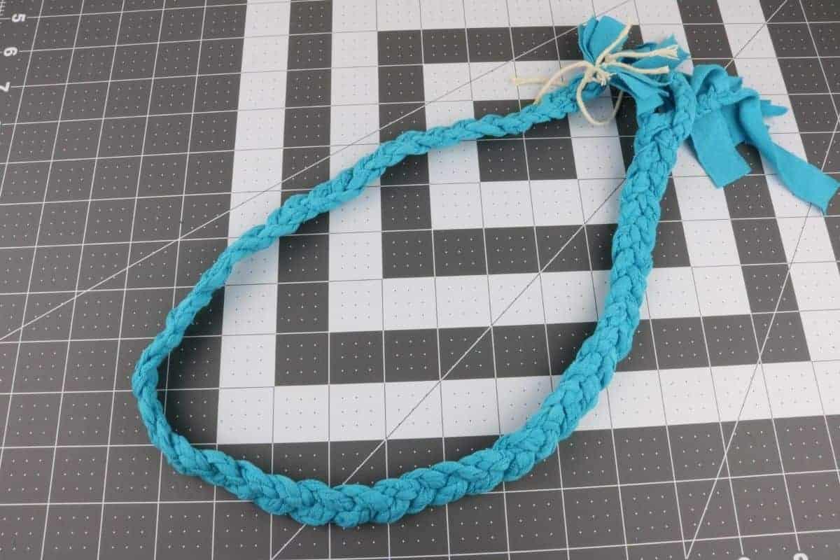 Step 5 DIY Dog Toy