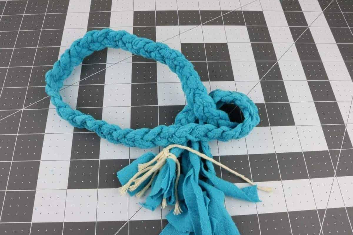 Step 6-2 DIY Dog Toy