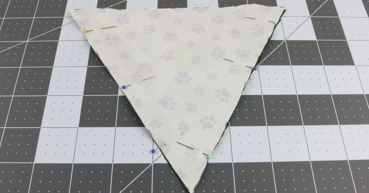 Step five dog bandana