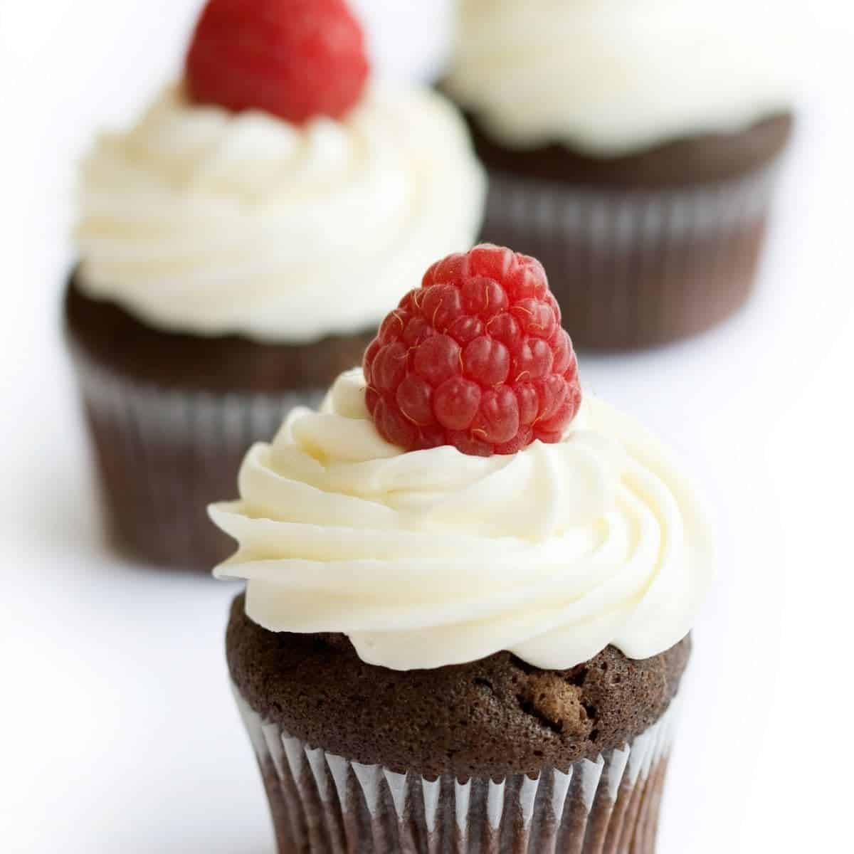 carob cupcake for dogs