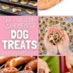 dehydrated homemade dog treats