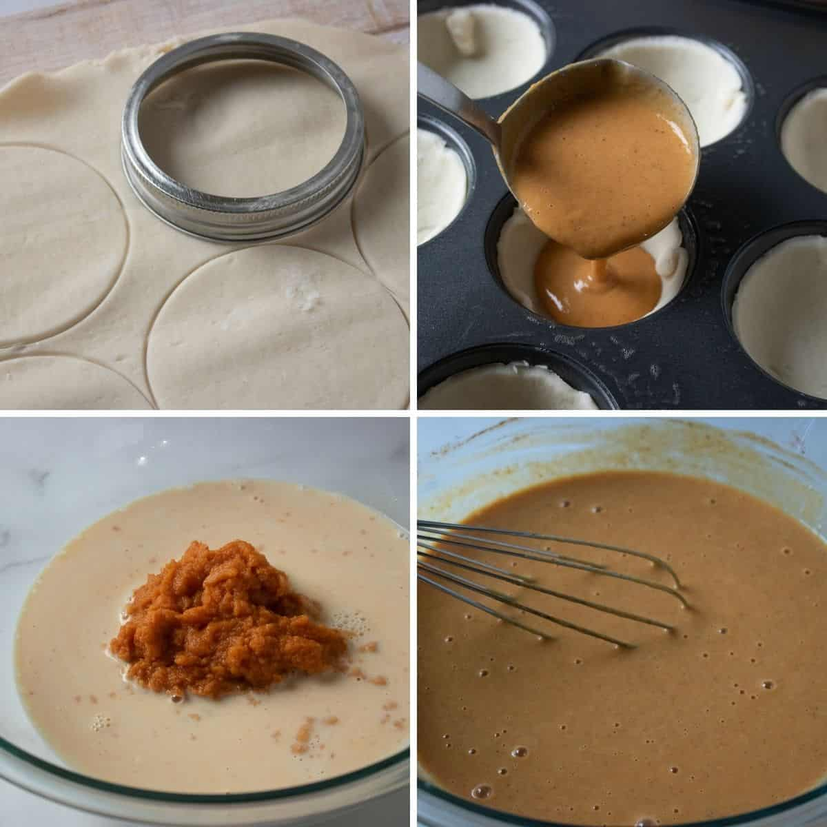 directions pumpkin pie for dogs
