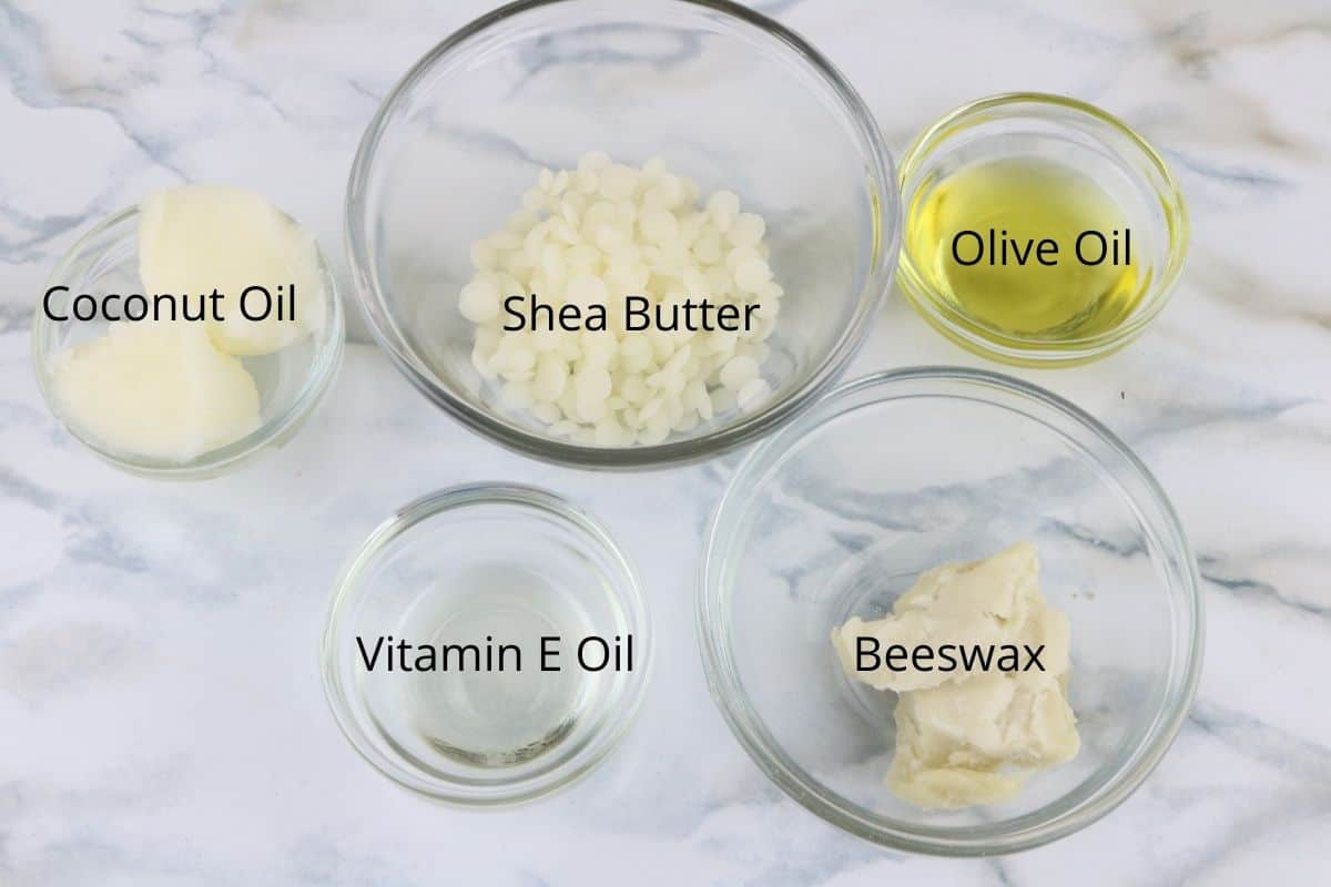dog nose butter ingredients