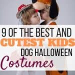 Cutest kids dog halloween Costumes