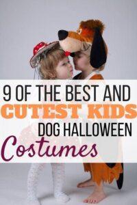 Cutest kids dog halloween Costumes