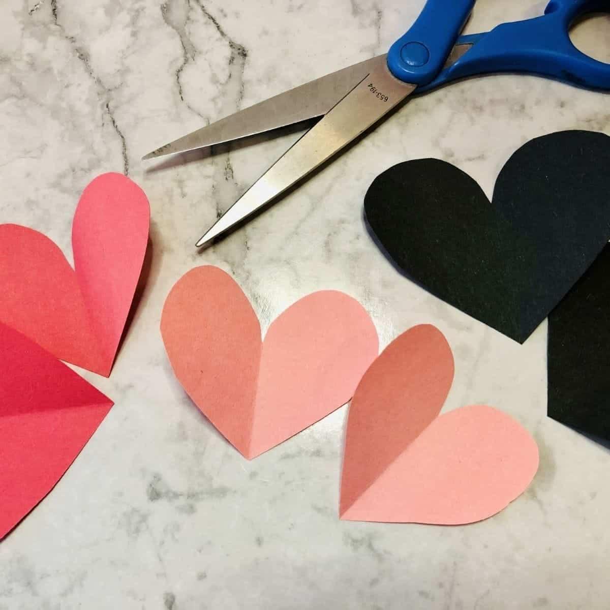 love bug hearts