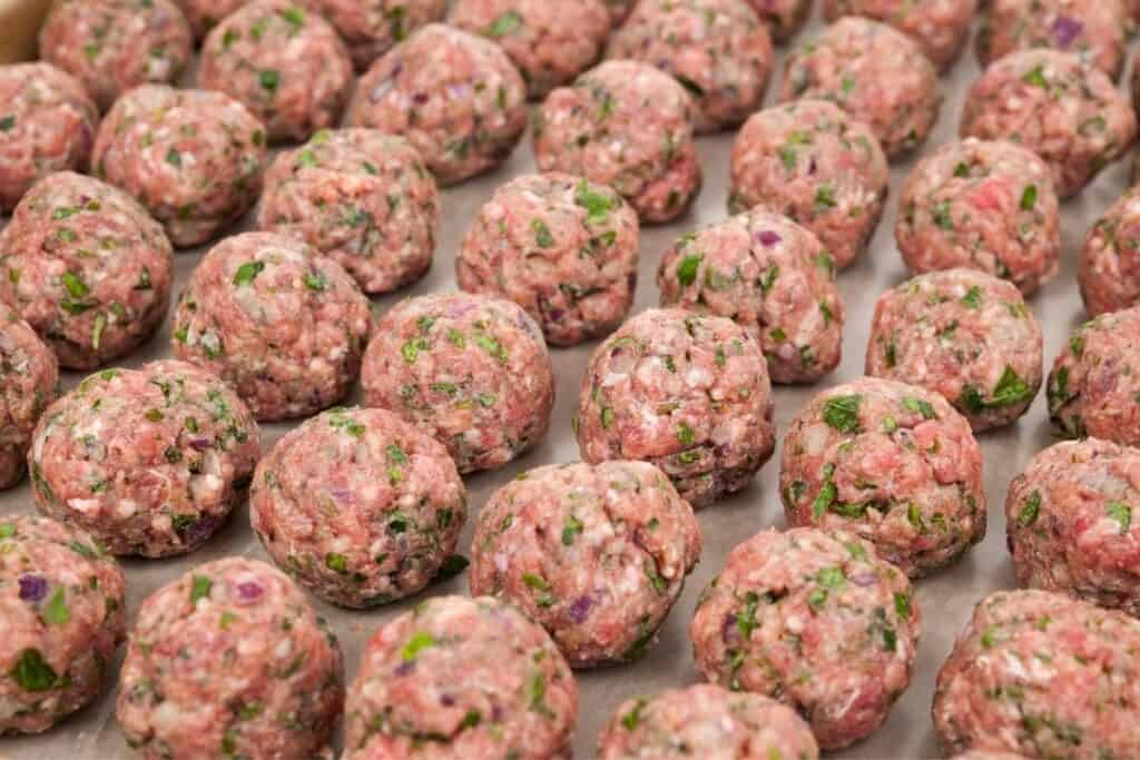 meatballs for dogs