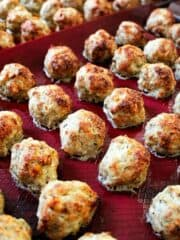 Homemade Meatballs for Dogs
