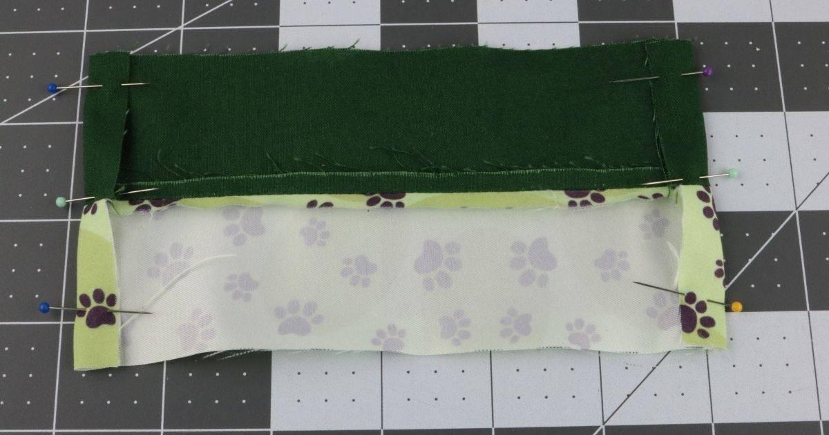 step eleven dog bandana