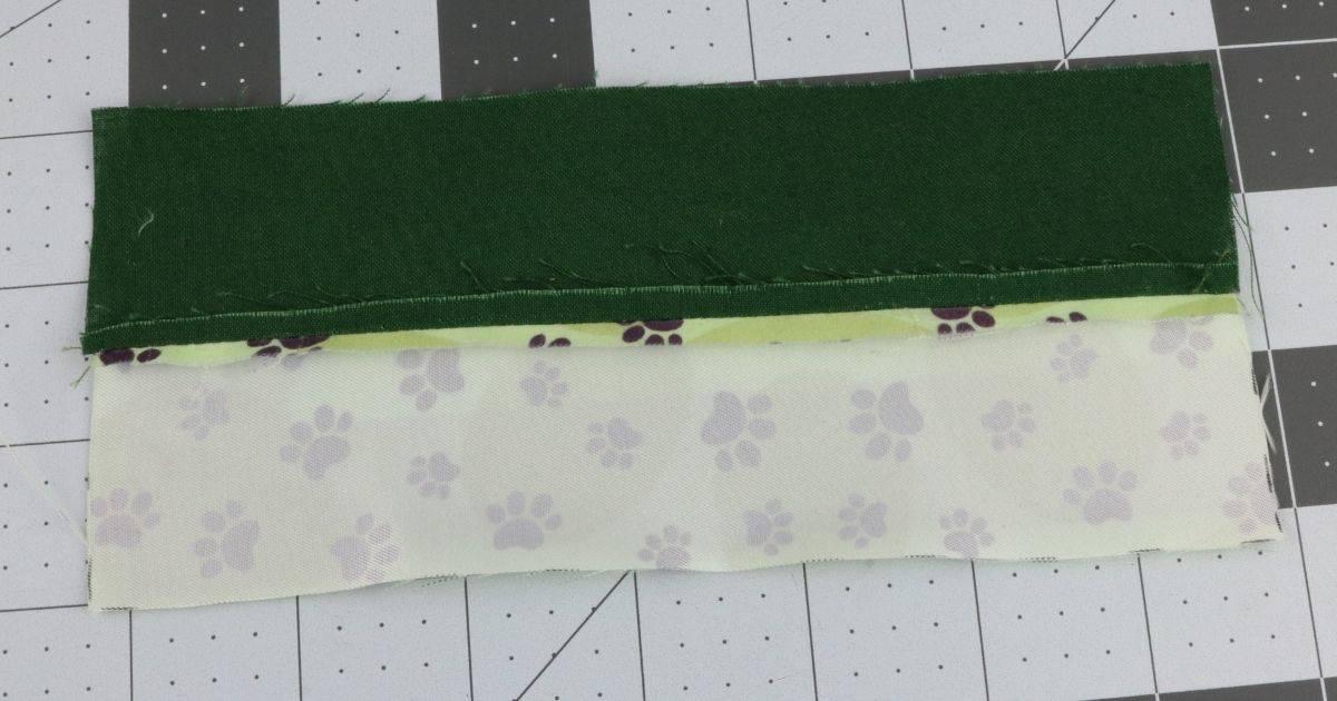 step ten dog bandana