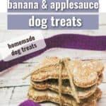 applesauce dog cookies